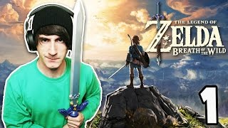 LEGEND OF ZELDA BREATH OF THE WILD #1 - Nintendo Switch | #DirectoLuzuGames