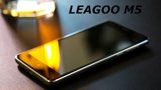 Обзор Leagoo M5 2GB RAM, 16GB ROM, Android 6.0 (лучший смартфон 2016)