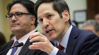 CDC Director Returns to Testify on Ebola Threat