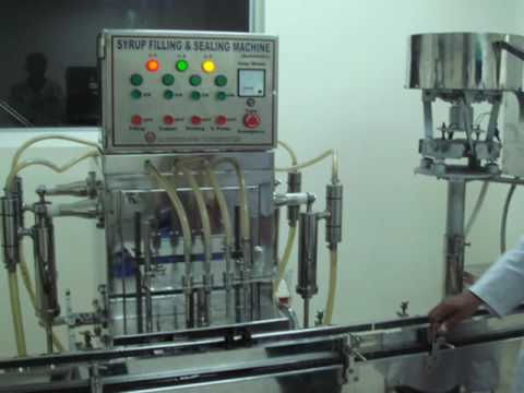Syrup Manufacturing Process Youtube