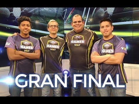 ¡La gran final de #EcuavisaGames llegó! los 4 mejore de E-Sport compiten por ser el mejor ⚽