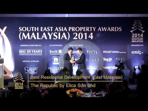 South East Asia Property Awards (Malaysia) 2014