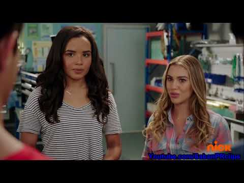 Power Rangers Super Ninja Steel Ep 4 - Making Waves - working together again P1