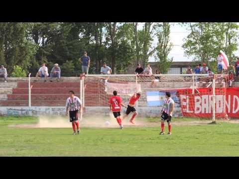 Gol de Franco Giretti (Beltrán 1 Sportsman 2)