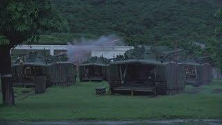 《軍情站》陸戰隊老猛男!「大砲鴨」的射擊日常