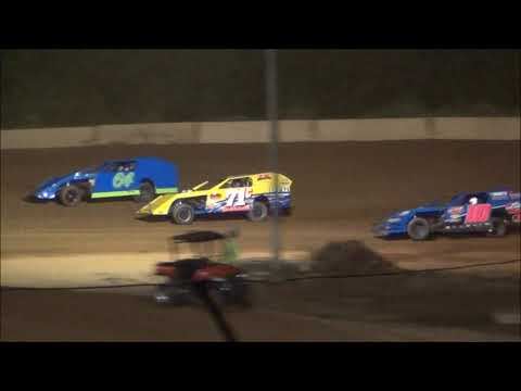 Legendary Hilltop Speedway AMRA Modified Feature 8-25-2017