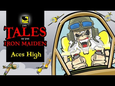 The Tales Of The Iron Maiden - ACES HIGH