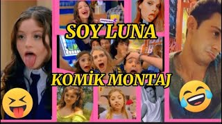 Soy Luna Komik Montaj #1🤣😝😁😉