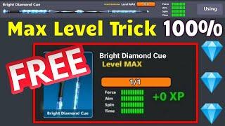 Download 😎Free Bright Diamond Cue Level Max 100% v5.2.6🥳