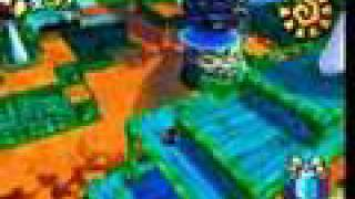 Super Mario Sunshine Walkthrough: The Goopy Inferno
