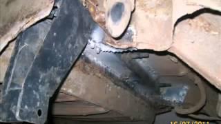 Ремонт кузова ваз 2107(Авто, запись на видеорегистратор., 2013-07-04T21:48:28.000Z)
