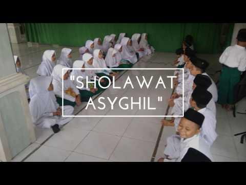 Sholawat Asyghil Versi Lengkap