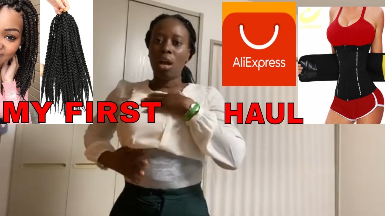 My first ALIEXPRESS HAUL July 2020| Product review| not sponsored