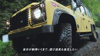 SUV × LIFE tire review 長添雅嗣篇 | TOYO TIRES