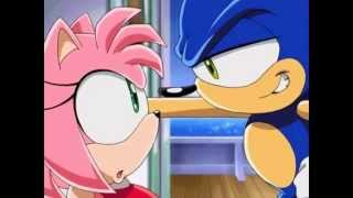 sonic vs shadow for amy music video trailer