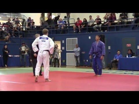 -81 kg Men's Final 2016 NCJA Collegiate National Judo Championships