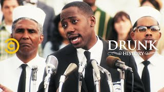 How the FBI Tried to Intimidate Martin Luther King Jr. - Drunk History