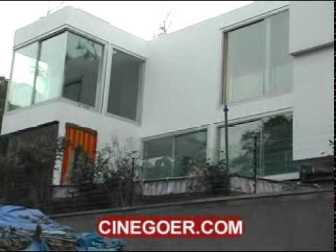 Mahesh Babu's new house at Film Nagar, Hyderabad