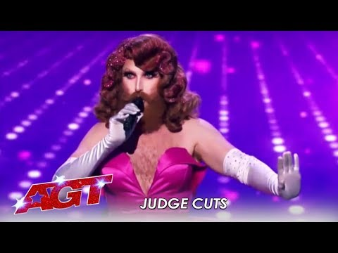 Gingzilla And Other GREAT Acts That Got Mixed Reactions On Judge Cuts | America's Got Talent 2019