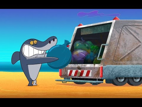 Zig & Sharko 🌳 Garbage Truck 🌳 Full Episode in HD #recyclingday