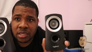 Logitech Z313 Speaker System Unboxing, Setup & Review