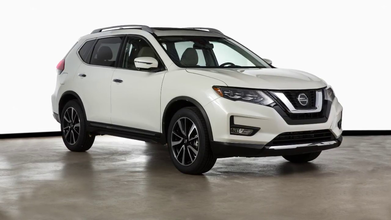 2018 Nissan Rogue - Intelligent Cruise Control (ICC) (without ProPILOT  Assist) (if so equipped)