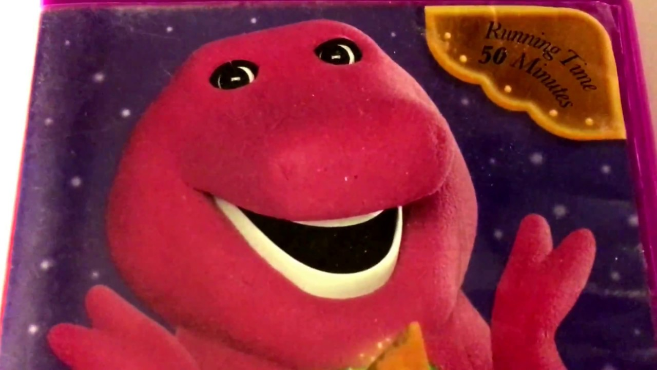 Barney * Barney\'s Christmas Star * VHS Movie Collection - YouTube