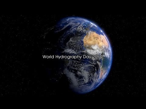 Marina Militare - IIM - Hydrography  -- World Hydrography Day 2014