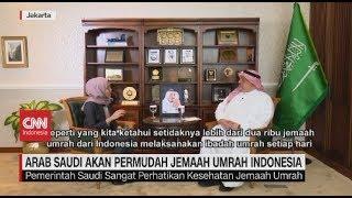 Gambar cover Arab Saudi Akan Permudah Jemaah Umrah Indonesia
