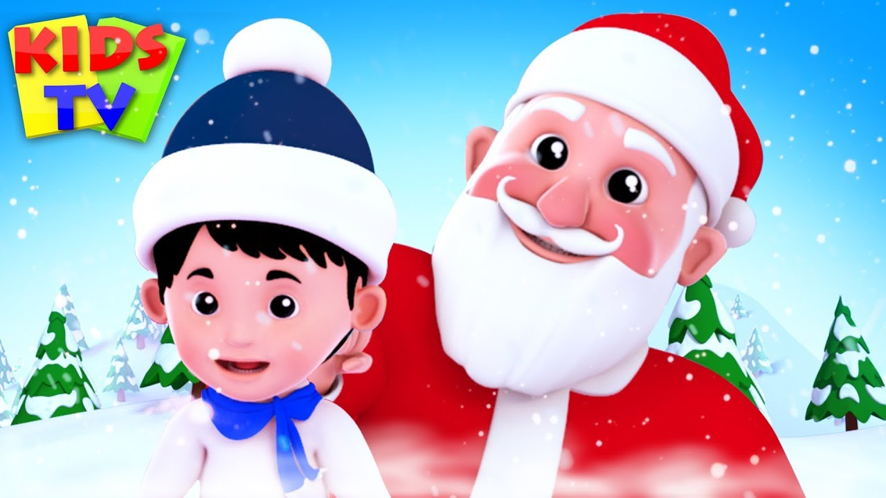Jingle Bells | Bob The Train Christmas Songs & Videos For Children - Kids TV