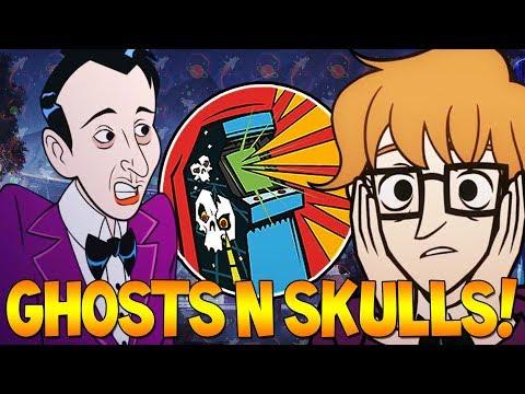 All Ghosts N Skulls Easter Eggs - Part 1! (Infinite Warfare Zombies)