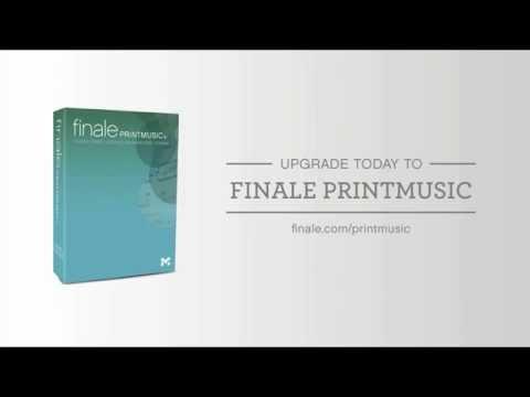 PrintMusic 2014 Updates