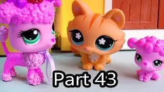 LPS Hospital Lost Little Puppy - Mommies Part 43 Littlest Pet Shop Series Video Movie LPS Mom Babies