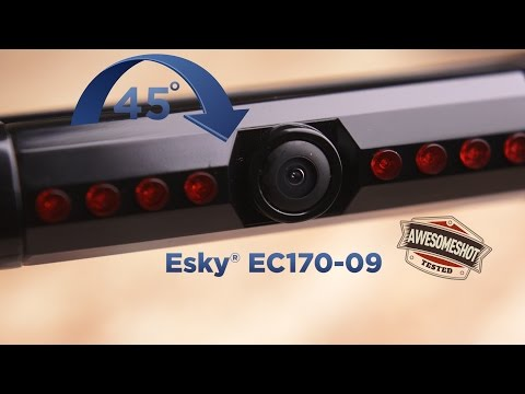 eSky EC170-09 Backup Camera Review