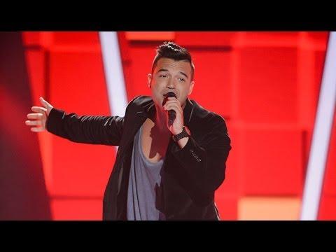 C Major Sings Crazy In Love | The Voice Australia 2014