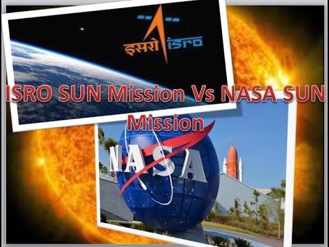 ISRO SUN(Aditya L1) Mission VS NASA SUN(Soler Probe Plus) Mission