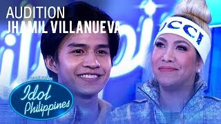 Jhamil Villanueva - The One That Got Away | Idol Philippines Auditions 2019