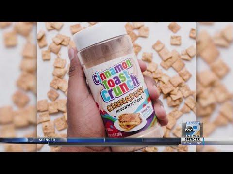 Cinnamon Toast Crunch Cinna Dust