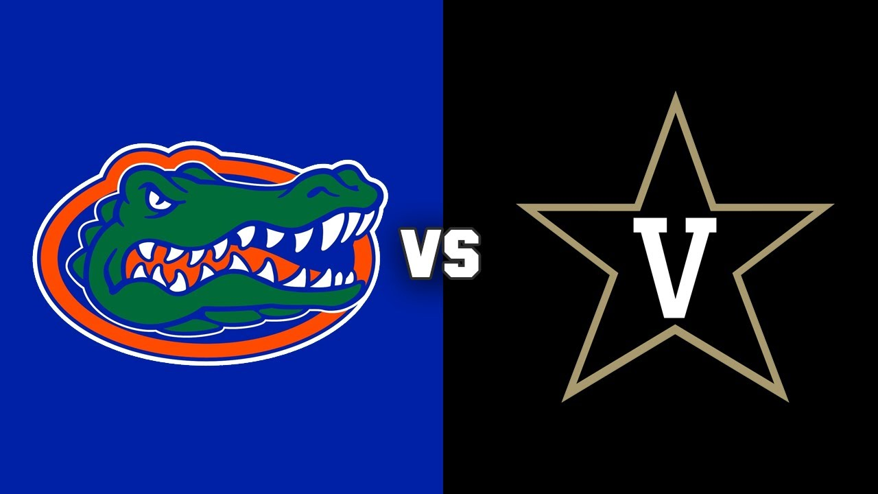 Florida Vs Vanderbilt CFB Highlights YouTube
