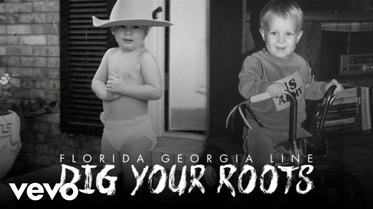 7a28dc923f8 Florida Georgia Line - Dig Your Roots (Static Version) - YouTube
