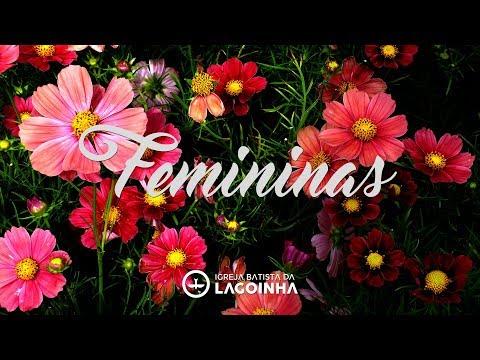 CULTO FEMININAS - 06-12-2017
