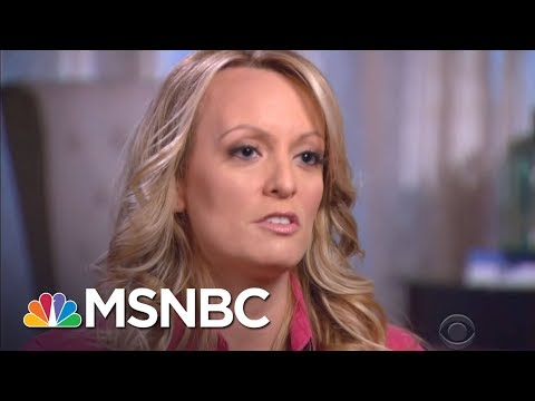 Stormy Daniels Claims To Spanking And Having Unprotected Sex With Donald Trump | Kasie DC | MSNBC
