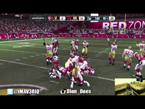 Madden 15 - Madden 15 Online Ranked Match - OWE IT TO THE D! | iMAV3RIQ