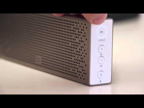 Обзор новой колонки Xiaomi Mi bluetooth speaker 2015