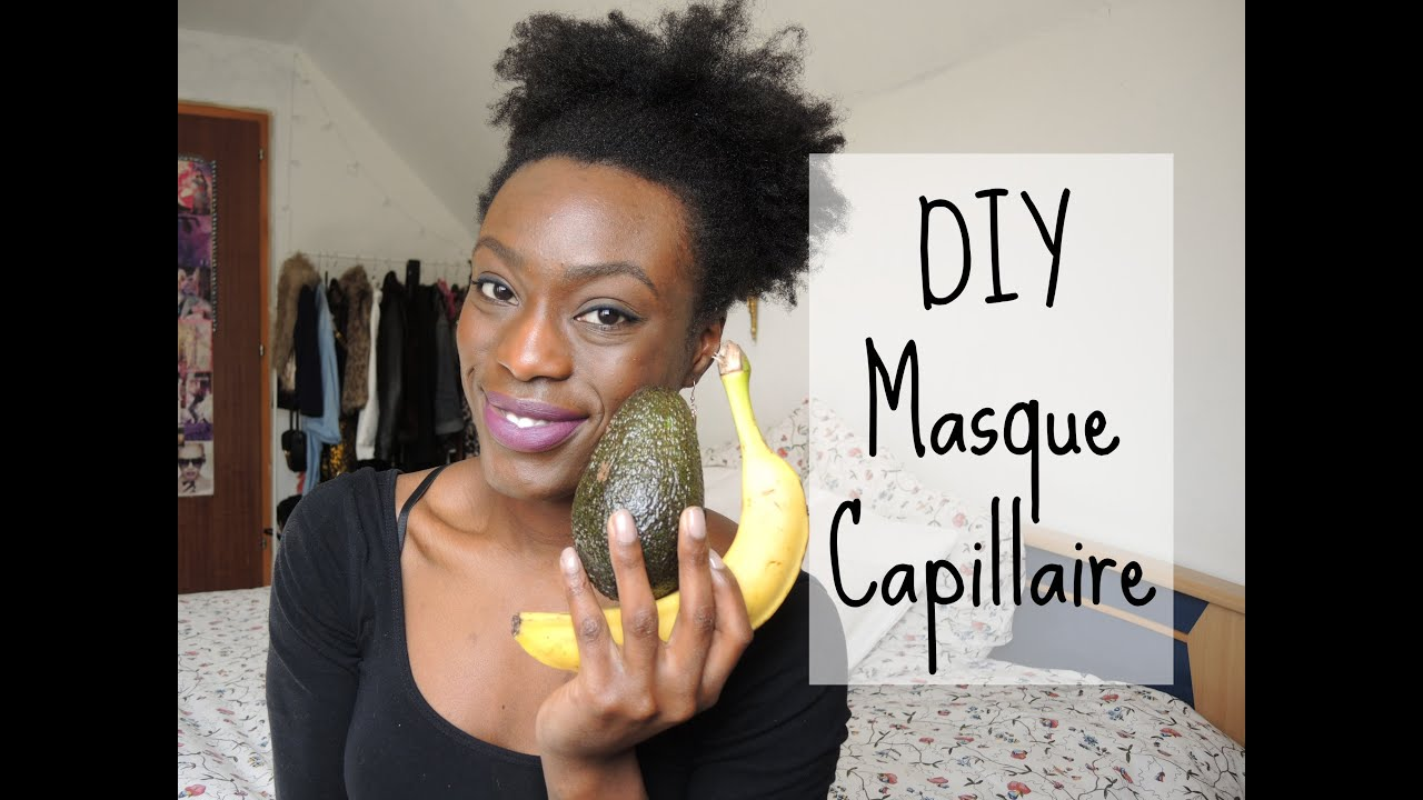 diy masque capillaire fait maison pour cheveux secs et. Black Bedroom Furniture Sets. Home Design Ideas