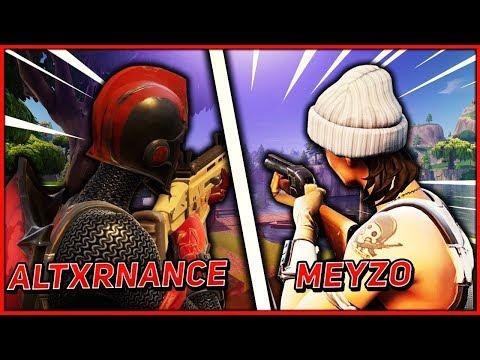 Altxrnance X Meyzo ( 1v1 BuildFight )