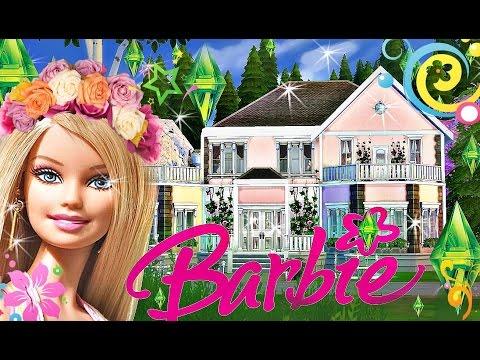✩ 10 интересных фактов про Барби ✩ Строим дом для Барби ✩ Создание персонажа ✩ Симс 4/Sims 4 ✩