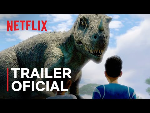 Jurassic World: Acampamento Jurássico – Temporada 2   Trailer oficial   Netflix