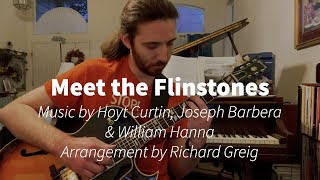 Meet the Flinstones, arrangement by Richard Greig