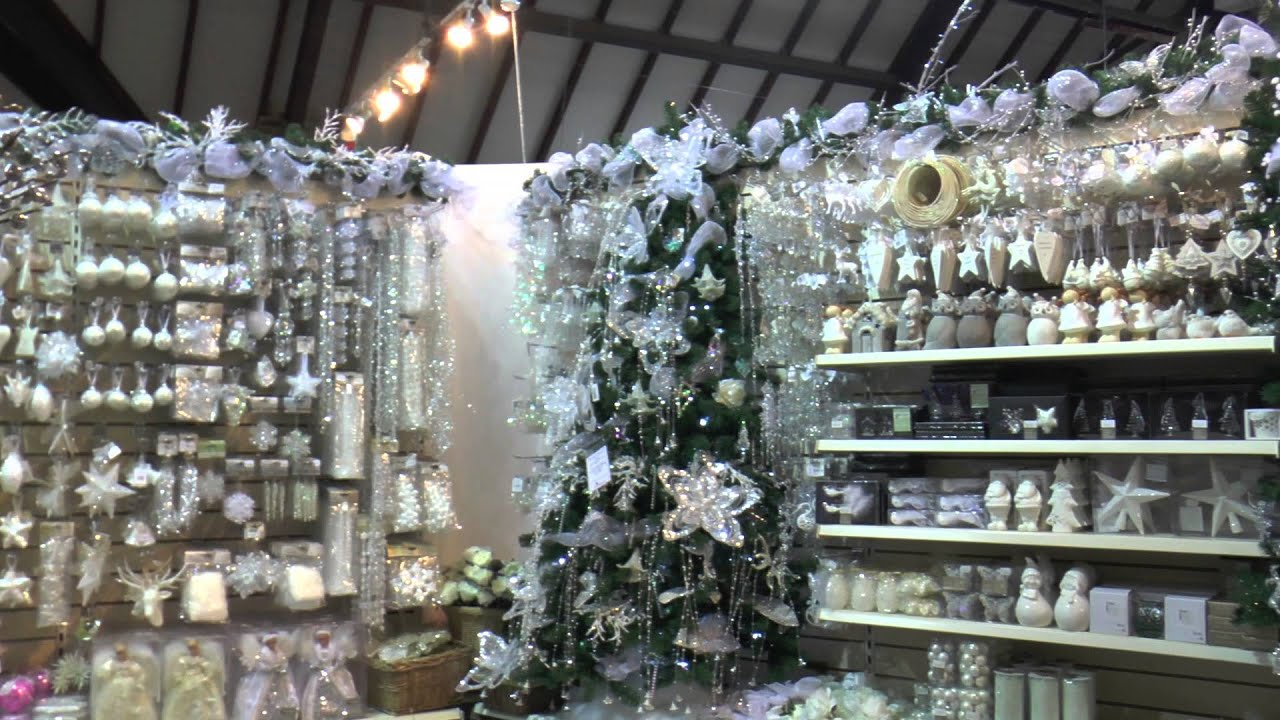 This Christmas at Thurrock Garden Centre - YouTube
